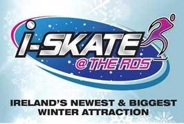 iSkate on Ice (Ice Skating Dublin)